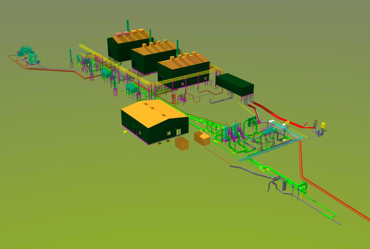 Bi Con Engineering Compressor Station Design 2