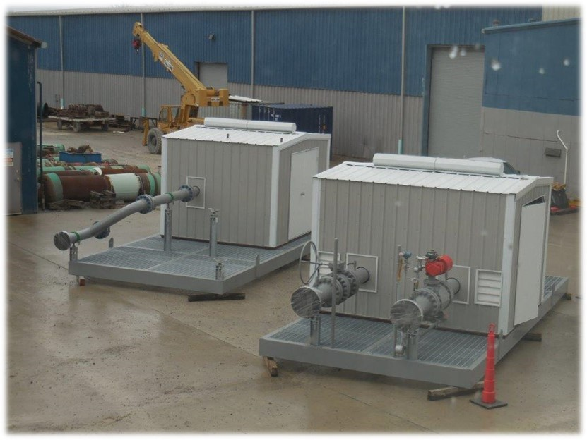 Bi Con Engineering Prefabricated Skid 1
