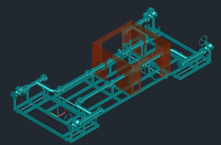 Bi Con Engineering Prefabricated Skid 6